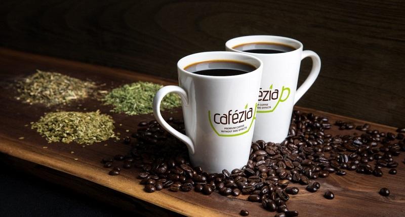 Il caffè alle erbe Cafézia