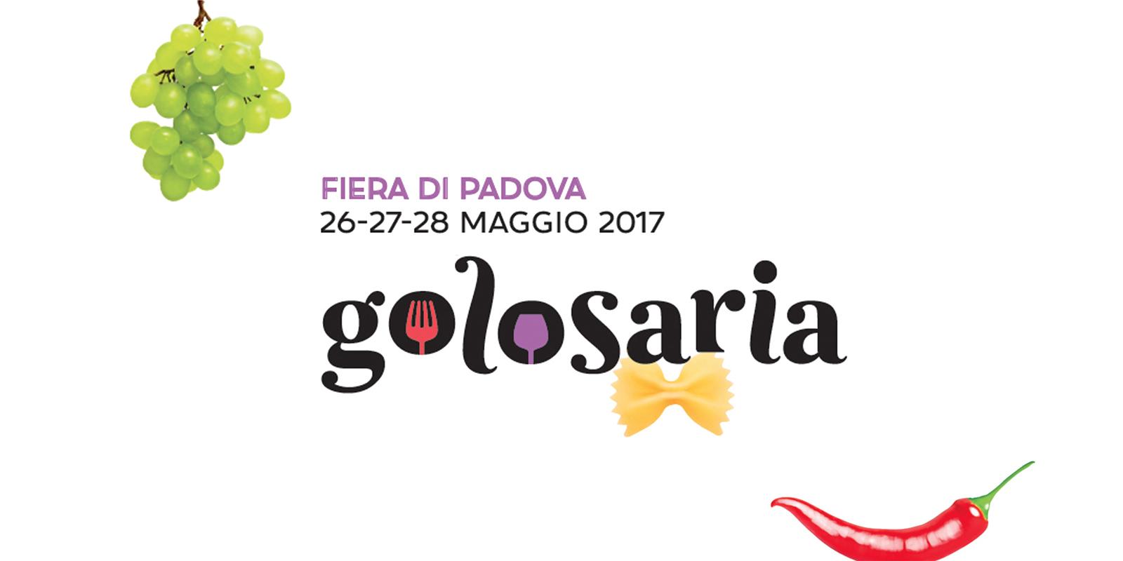 Golosaria 2017 Padova