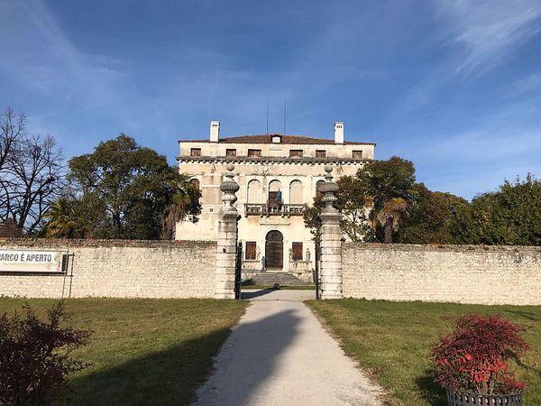 Orti in Villa Correr Dolfin
