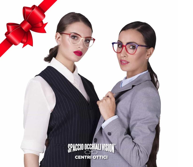 Spaccio Occhiali Vision Natale 2017
