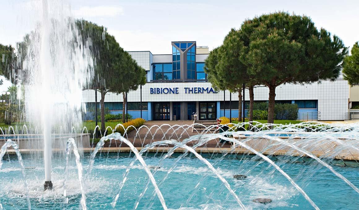 Bibione Terme piscina esterna