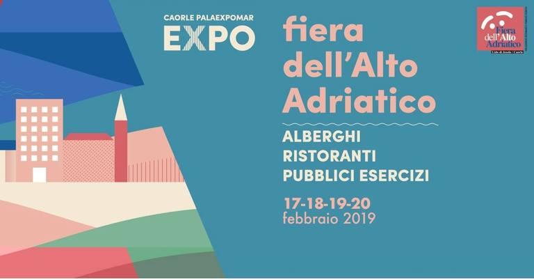 FIERA DELL'ALTO ADRIATICO A CAORLE 17 – 20 FEBBRAIO 2019